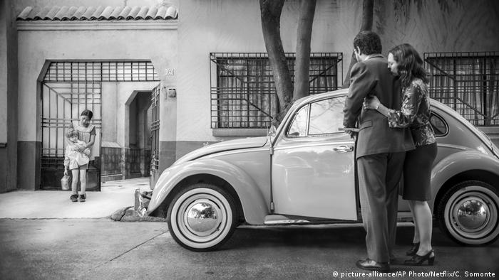 Film still Roma (picture-alliance/AP Photo/Netflix/C. Somonte)