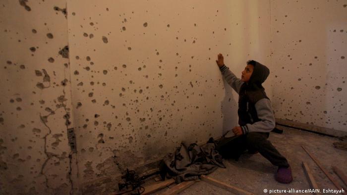 Israelische Sicherheitskräfte töten drei Palästinenser