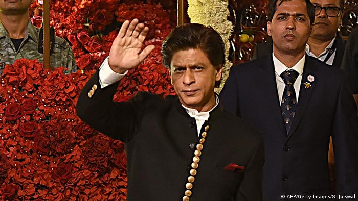 Bollywood actor Shah Rukh Khan (AFP/Getty Images/S. Jaiswal)