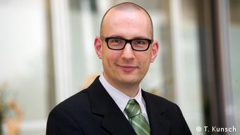 Dr. Orkan Kösemen, Projektmanager bei der Bertelsmann-Stiftung (T. Kunsch)