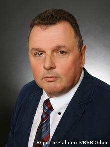 René Müller, Vorsitzender des Bundes der Strafvollzugsbediensteten Deutschland
