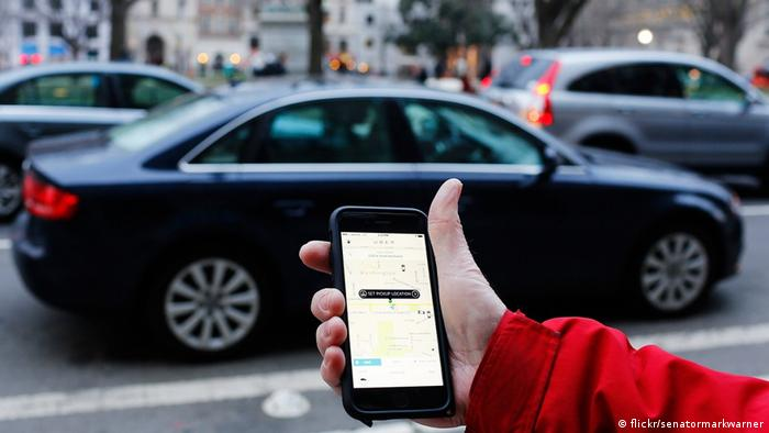 What Is Uber Black >> No Go For Uber Black Rules Top German Court News Dw 13 12 2018