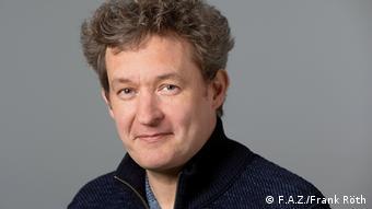 Оглядач FAZ Міхаель Мартенс