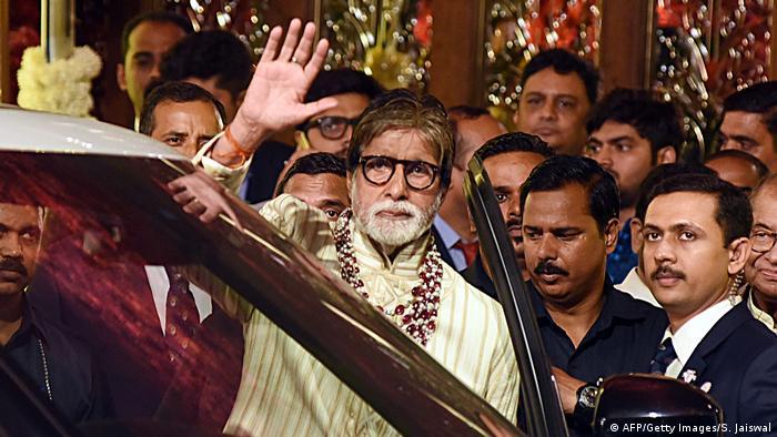 Bintang Bollywood Amitabh Bachchan