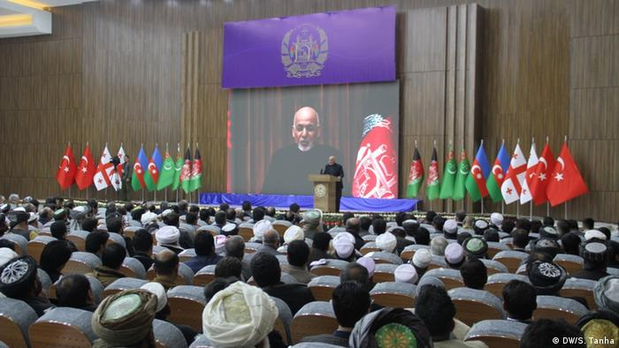 Einweihung Lapislazuli-Straße Afghanistan