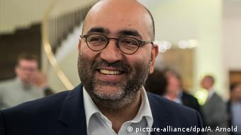 Omid Nouripour (picture-alliance/dpa/A. Arnold)