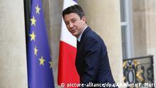 Frankreich   Macron's Regierungssprecher Benjamin Griveaux