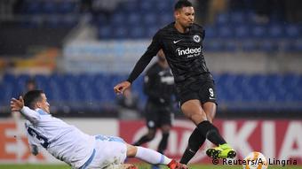Fußball   Europa League - Group Stage - Group H - Lazio v Eintracht Frankfurt