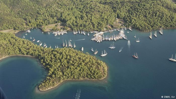 Okluk Bucht Türkei