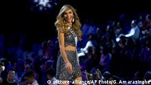 BdTd Transgenderfrau bei Miss Universe in Thailand