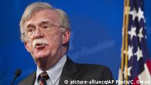 John Bolton (picture-alliance/AP Photo/C. Owen)