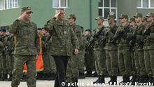 Kosovo Sicherheitstruppe
