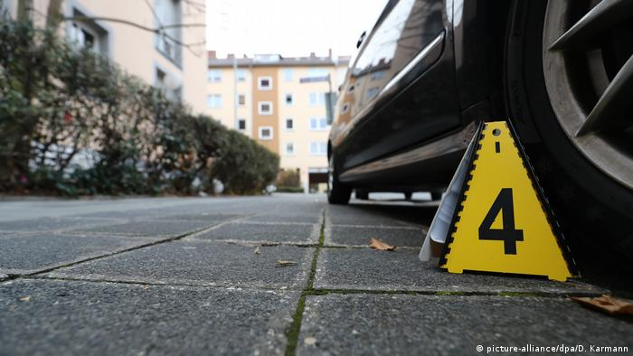 Police launched an investigation after the attacks