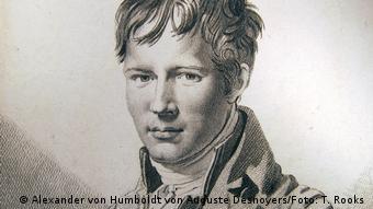 Александр фон Гумбольдт в 1805 году