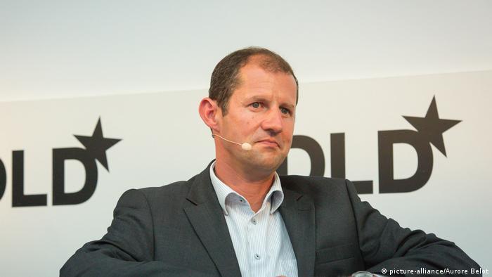 Lutz Güllner StratCom Task Force beim Europäischen Auswärtigen Dienst