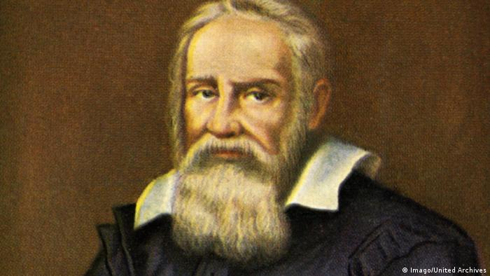 Italien Forscher Galileo Galilei