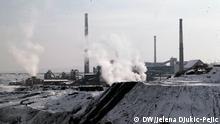 Umweltverschmutzung in Slatina, Serbien