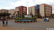 Asosa, West-Äthiopien und Hauptstadt der Region Benishangul-Gumuz