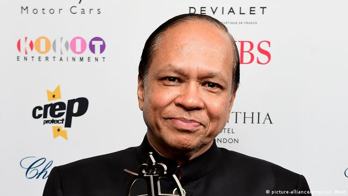 6th Annual Asian Awards - Sri Prakash Lohia (picture-alliance/empics/I. West)