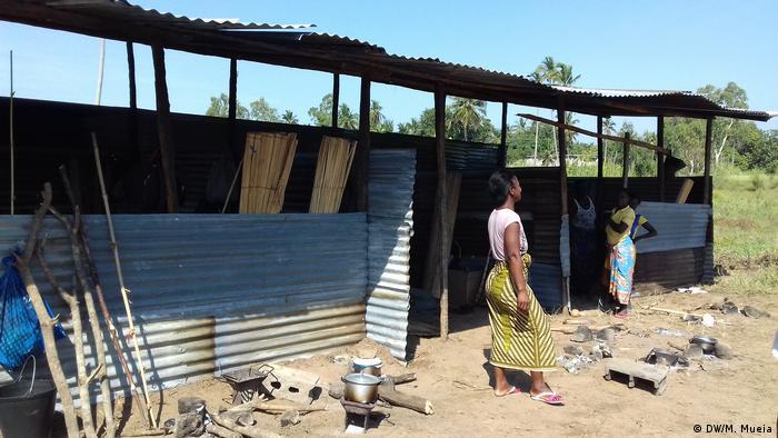 Mosambik, Krankenhaus von Quelimane (DW/M. Mueia)
