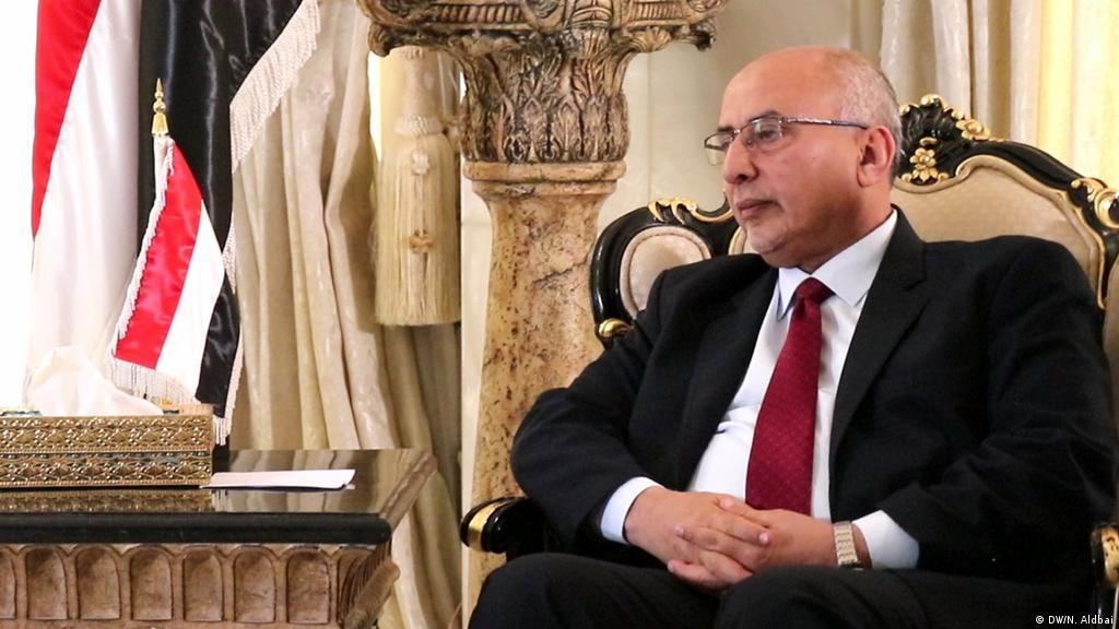 Jemen Abdulraqib Saif Fatah (DW/N. Aldbai)