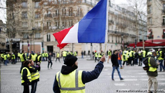 Протести у Франції тривають понад місяць
