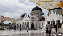 Indonesien Banda Aceh Baiturrahman Grand Mosque