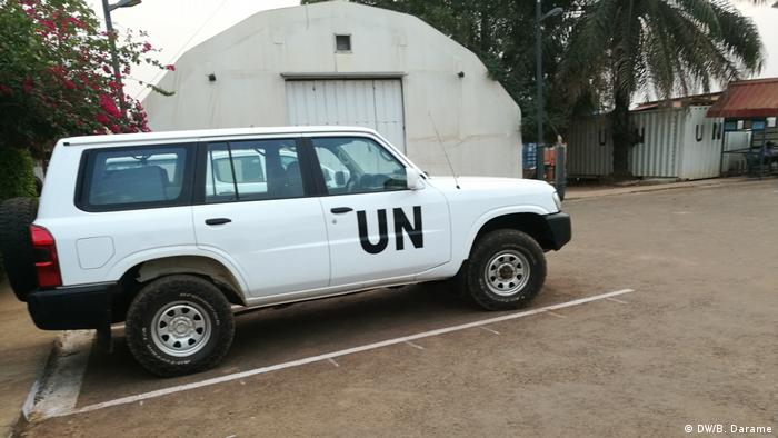 Guinea-Bissau - Bissau - UUnited Nations Office for the Consolidation of Peace