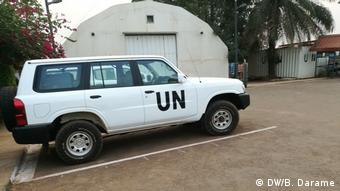 Guinea-Bissau - Bissau - UUnited Nations Office for the Consolidation of Peace (DW/B. Darame)