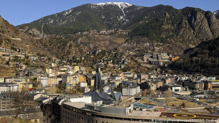 Vista de Andorra.
