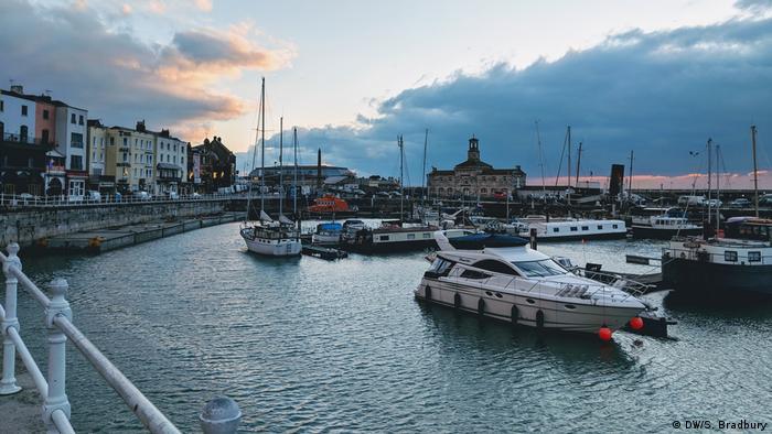 Ramsgate harbor