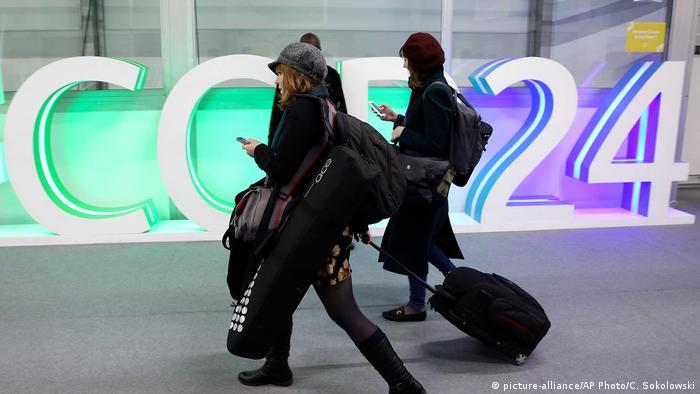 Polen UN-Weltklimakonferenz in Katowice