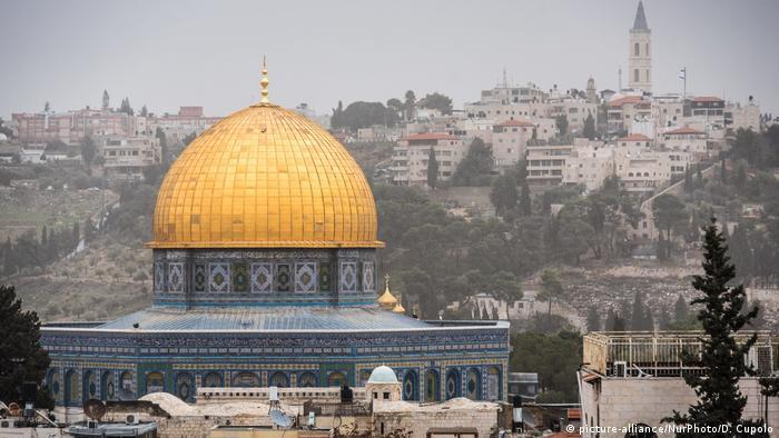 Єрусалим визнаний Австралією столицею Їзраїлю