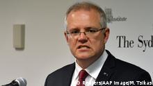 Australien Scott Morrison in Sydney