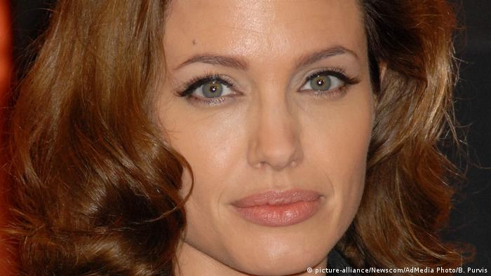 Angelina Jolie (picture-alliance/Newscom/AdMedia Photo/B. Purvis)