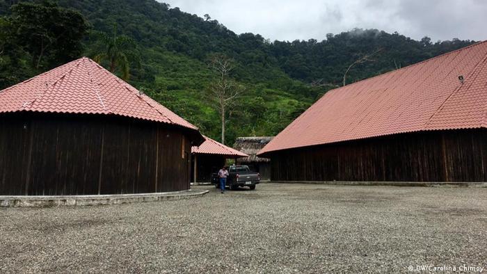Reise von Carolina Chimoy wie Humboldt durch Südamerika (DW/Carolina Chimoy)