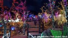 Kroatien Weihnachtsmarkt in Dalmatien