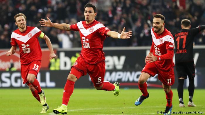 Fußball Bundesliga Fortuna Düsseldorf - SC Freiburg (Getty Images/Bongarts/M. Hitij)