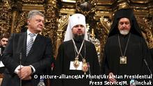 Ukraine Metropolit Epiphanius