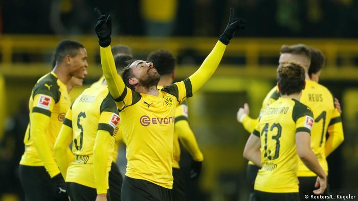 Fußball Bundesliga Borussia Dortmund - Werder Bremen (Reuters/L. Kügeler)