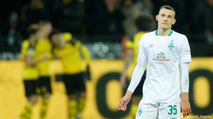 Bremen lost 2-1 when the two sides met in December