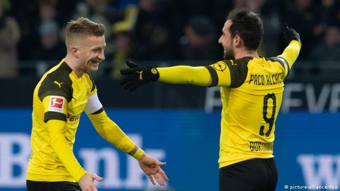 Fußball Bundesliga Borussia Dortmund - Werder Bremen (picture-alliance/dpa)