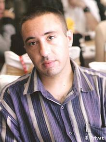 Zeljko Matorcevic serbischer Journalist