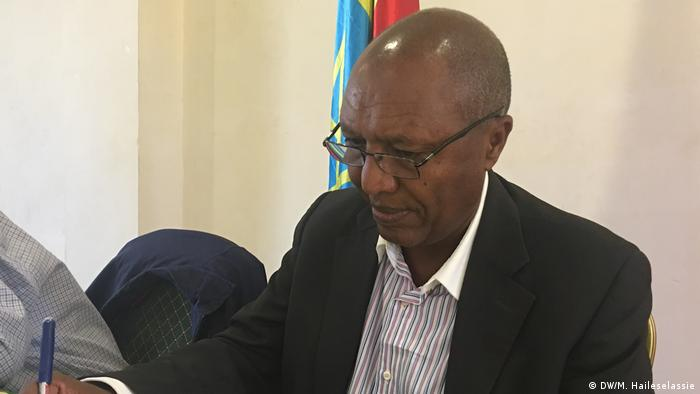 Äthiopien Konferenz in Mekelle Bereket Simon