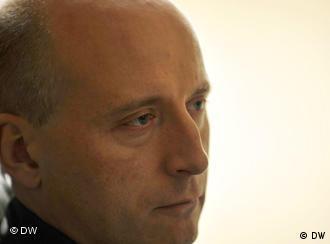 Conductor Paavo Jaervi (Photo: DW)