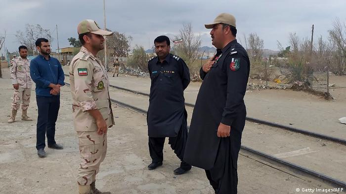 Iran shares a 1,000-kilometer-long border with Pakistan