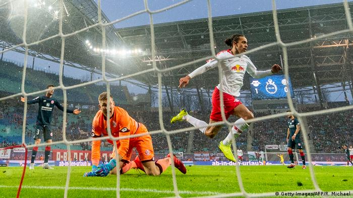 Bundesliga: Leipzig-Mainz (Getty Images/AFP/R. Michael)