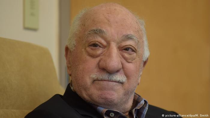 Der türkische Prediger Fethullah Gülen