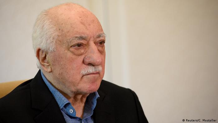 USA, Saylorsburg: Der türkische Prediger Fethullah Gülen (Reuters/C. Mostoller)