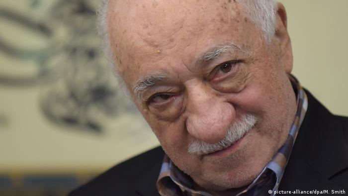 Fethullah Gülen (picture-alliance/dpa/M. Smith)